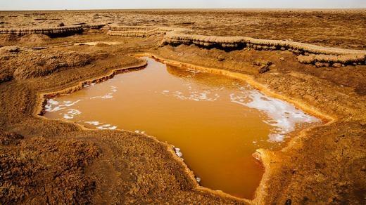 Tận mắt chiêm ngưỡng vùng đất khắc nghiệt nhất thế giới