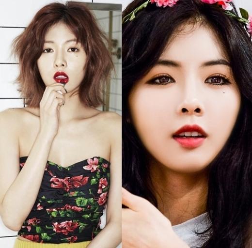 """Từ bỏ hình tượng trong sáng thời kỳ đầu ra mắt, HyunA ngày càng trưởng thành với phong cách quyến rũ cả về ngoại hình lẫn âm nhạc. Và nốt ruồi dưới mắt cô nàng luôn khiến các fan """"phát cuồng"""" vì nét hấp dẫn của nó."""