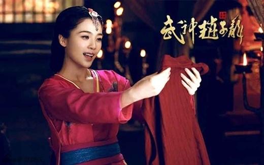 Triệu Hàn Anh Tử đóng vai Lý Phi Yến