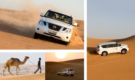 Những điều đặc biệt và hoành tráng chỉ có ở Ả Rập