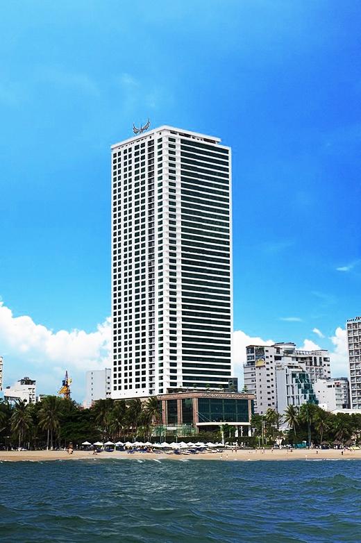 Choáng ngợp trước 10 tòa nhà cao nhất Việt Nam