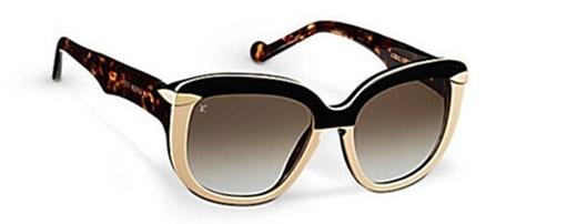 Và 14 triệu đồng là số tiền mà Kỳ Duyên đã chi để sở hữu cặp mắt kính Clover kiêu kỳ của thương hiệu Louis Vuitton. - Tin sao Viet - Tin tuc sao Viet - Scandal sao Viet - Tin tuc cua Sao - Tin cua Sao