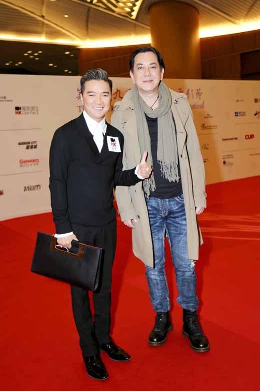 Đàm Vĩnh Hưng chụp ảnh cùng nam diễn viên quen mặt của TVB - Huỳnh Thu Sanh. - Tin sao Viet - Tin tuc sao Viet - Scandal sao Viet - Tin tuc cua Sao - Tin cua Sao
