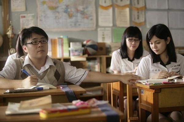 Trở về thời học sinh bá đạo cùng Lớp học siêu quậy
