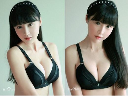 Hot girl nóng bỏng đổi 180 độ sang hình tượng nữ sinh gây sốt