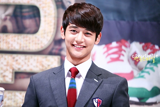 Ca sĩ Choi Minho (SHINee)