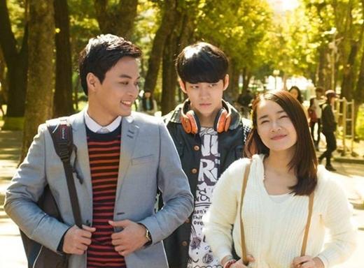 Biểu cảm đa dạng của trai đẹp Kang Tae Oh trong Tuổi thanh xuân