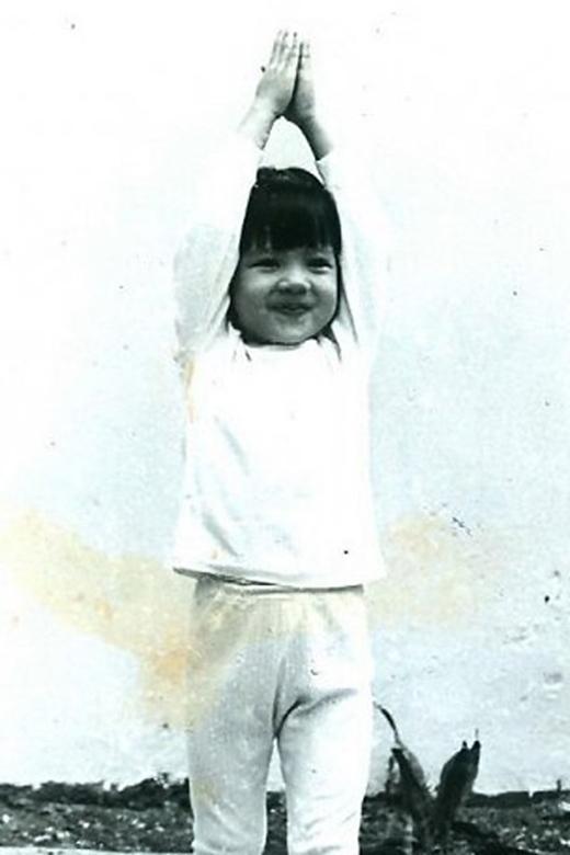 Diễm Quỳnh xinh xắn năm 4 tuổi. - Tin sao Viet - Tin tuc sao Viet - Scandal sao Viet - Tin tuc cua Sao - Tin cua Sao
