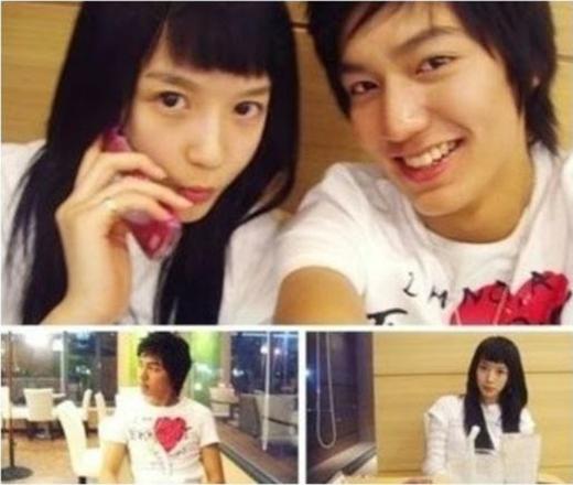Những bông hồng từng ngự trị trong trái tim Lee Min Ho