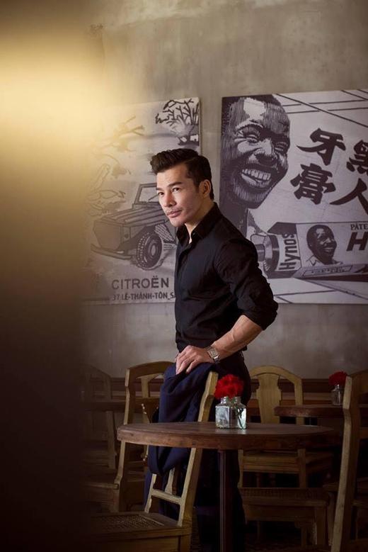 Hình ảnh mới của Trần Bảo Sơn trong vai trò là nhà sản xuất. - Tin sao Viet - Tin tuc sao Viet - Scandal sao Viet - Tin tuc cua Sao - Tin cua Sao