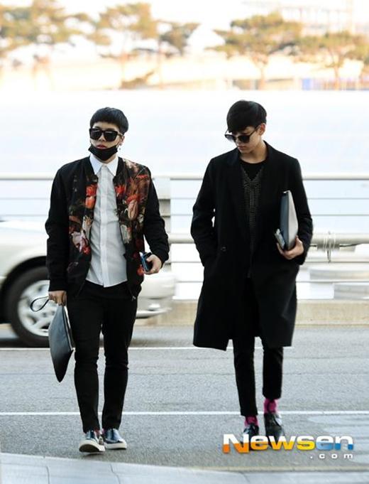GOT7, Teen Top, Block B cực ngầu lên đường sang Việt Nam