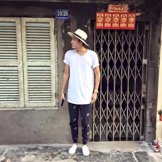 Trần Quang Đại là anh chàng người mẫu điển trai, được mọi người biết đến từ khi tham gia cuộc thi Việt Nam Next Top Model năm 2013.
