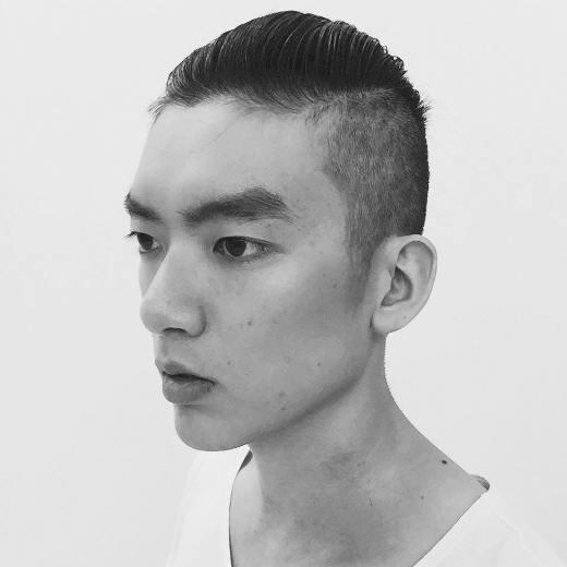 Brian Trần là người mẫu của nhiều tạp chí thời trang nổi tiếng.