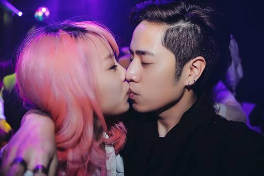 Hiện nay, chuyện tình hơn 3 năm của Jin Nguyễn và cô nàng fashionista Bun Holic được rất nhiều người hâm mộ.