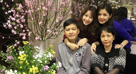 Lật lại ảnh đời thường hạnh phúc của Chi Pu với gia đình - Tin sao Viet - Tin tuc sao Viet - Scandal sao Viet - Tin tuc cua Sao - Tin cua Sao