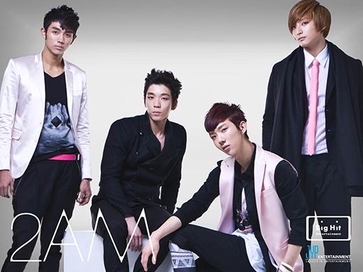 2AM tan rã vì hai thành viên rời khỏi JYP?