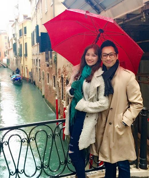 Trúc Diễm có những giây phút hạnh phúc bên chồng Việt kiều tại châu Âu. - Tin sao Viet - Tin tuc sao Viet - Scandal sao Viet - Tin tuc cua Sao - Tin cua Sao