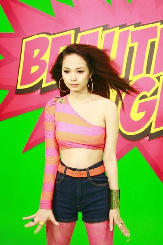 Minh Hằng lột xác mạnh mẽ với ca khúc Beautiful Girl với hình ảnh lung linh như những thần tượng Hàn Quốc. - Tin sao Viet - Tin tuc sao Viet - Scandal sao Viet - Tin tuc cua Sao - Tin cua Sao