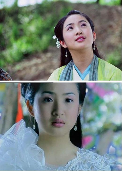' Lâm Y Thần tỏa sáng với vai Tiểu Thất tiên trong Thiên ngoại phi tiên. Vẻ đẹp của cô dường như đóng khung với sự ngây thơ và trong sáng.