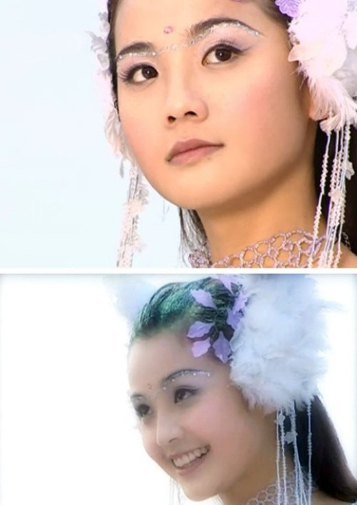 Những tiên nữ nhan sắc khuynh đảo trên màn ảnh Hoa ngữ