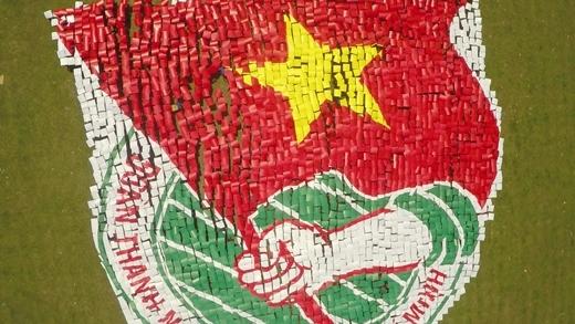 Hơn 5600 đoàn viên Bình Định khơi dậy sức trẻ