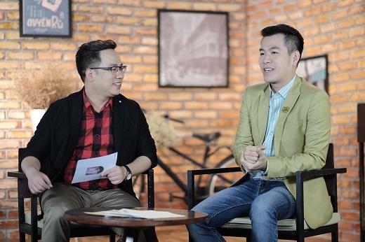 MC Tùng Leo và ca sĩ Hồ Trung Dũng nói về màu thời gian