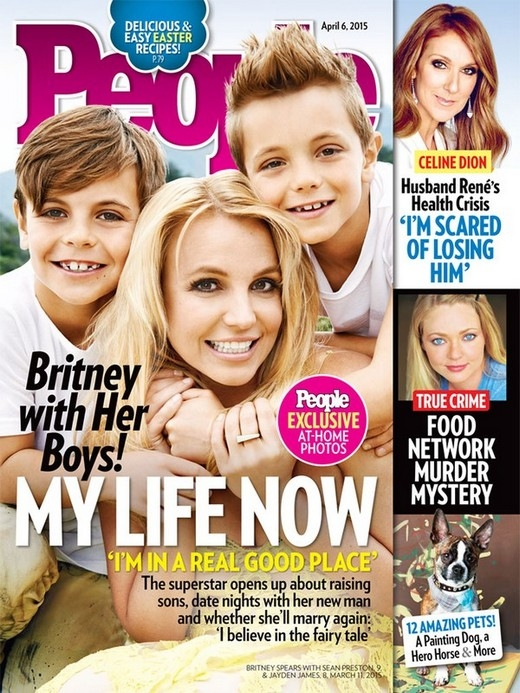 Britney Spears phải đi học lại để dạy con trai