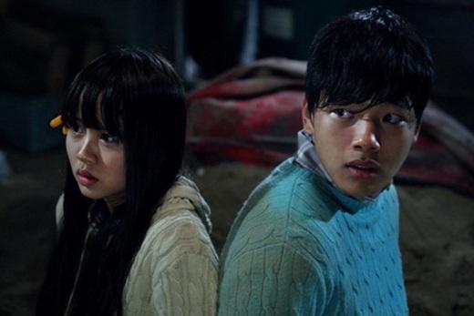 Cặp đôi sao nhí làm chao đảo màn ảnh Hàn