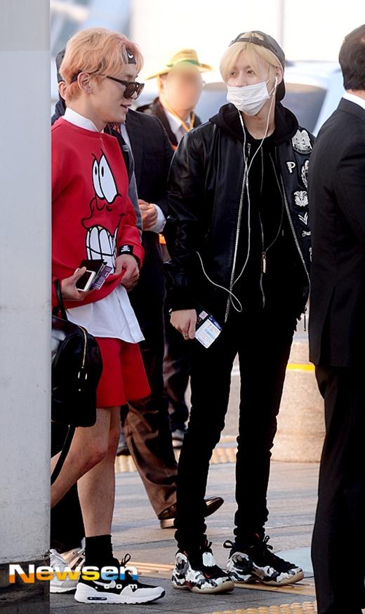 Taemin vàKey