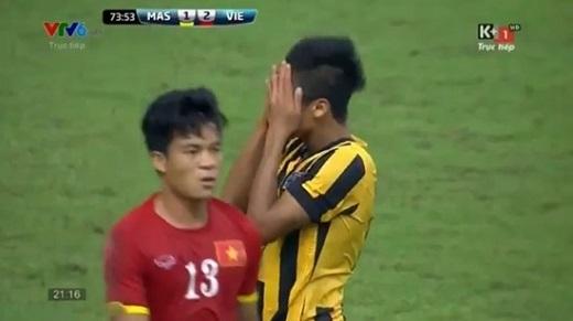 NÓNG: U23 Việt Nam hạ gục U23 Malaysia ở trận mở màn