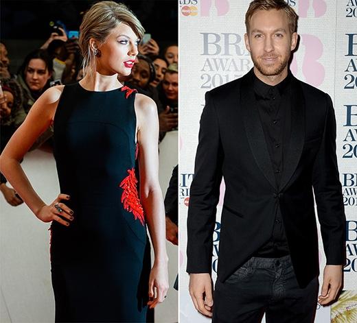 """Taylor Swift mặc đồ đôi hẹn hò với """"bạn trai tin đồn"""""""