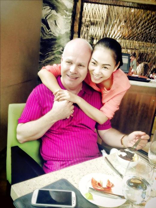 Thu Minh: Thank GOD i found You ... my Valentine (Cám ơn Thượng Đế đã giúp em tìm thấy anh.... tình yêu của em) - Tin sao Viet - Tin tuc sao Viet - Scandal sao Viet - Tin tuc cua Sao - Tin cua Sao