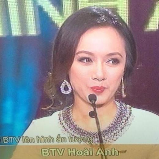 BTV Hoài Anh - Người tạo nên bước đột phá cho truyền hình Việt Nam - Tin sao Viet - Tin tuc sao Viet - Scandal sao Viet - Tin tuc cua Sao - Tin cua Sao