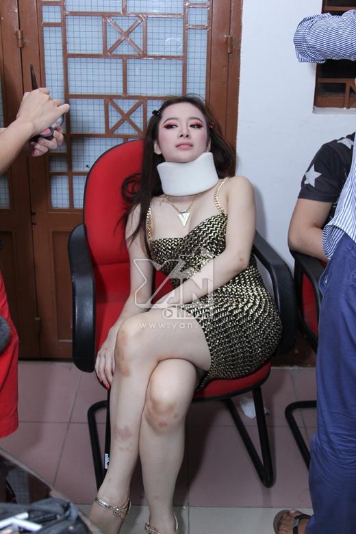 Angela Phương Trinh căng thẳng cùng cực khi hóa thân Thúy Kiều - Tin sao Viet - Tin tuc sao Viet - Scandal sao Viet - Tin tuc cua Sao - Tin cua Sao