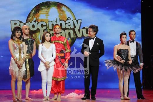 Bị loại, Hương Giang mừng rỡ vì được chạy show khủng - Tin sao Viet - Tin tuc sao Viet - Scandal sao Viet - Tin tuc cua Sao - Tin cua Sao