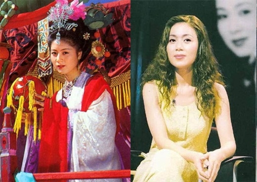 Mã Lan đóng vai mẹ Đường Tam Tạng giờ cũng đã gần tuổi lục tuần.