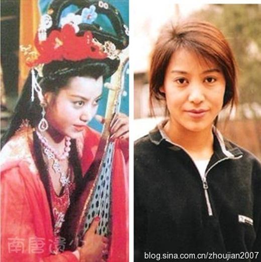 Bò Cạp Tinh do Văn Quyên đóng là diễn viên vẫn còn giữ được vẻ đẹp từ năm 1986.