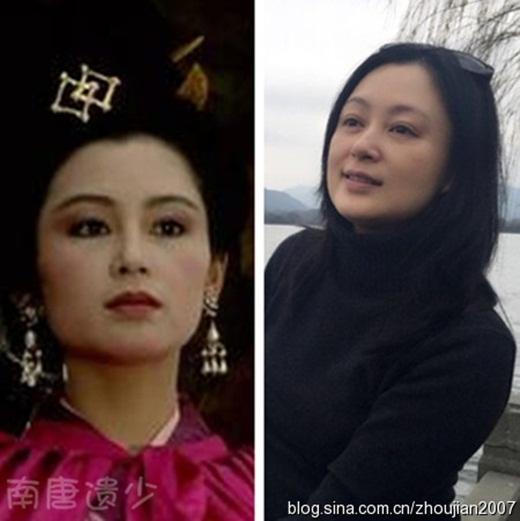 Điêu Thuyền do Trần Hồng thủ vai ngày càng đẹp và nổi tiếng hơn.