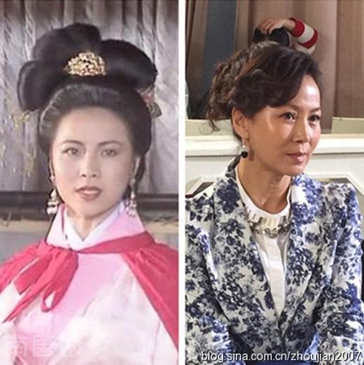 Tôn Thượng Hương do Triệu Việt đóng. Cô là nhan sắc nổi tiếng của Tam Quốc cho đến tận bây giờ.