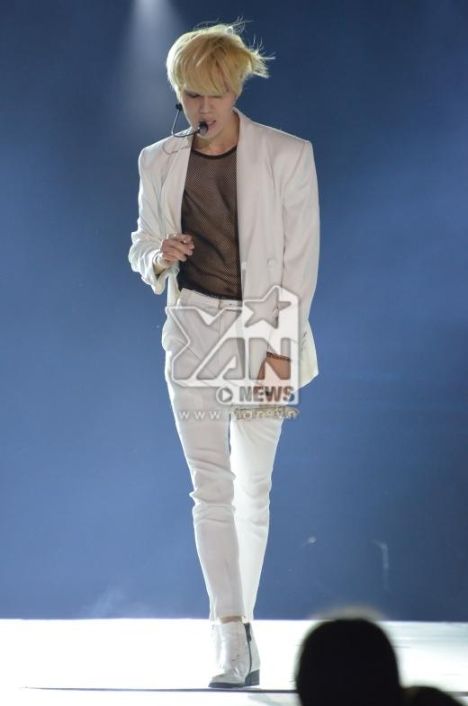 Tae Min lên sân khấu với ca khúc solo cực chất - Danger.