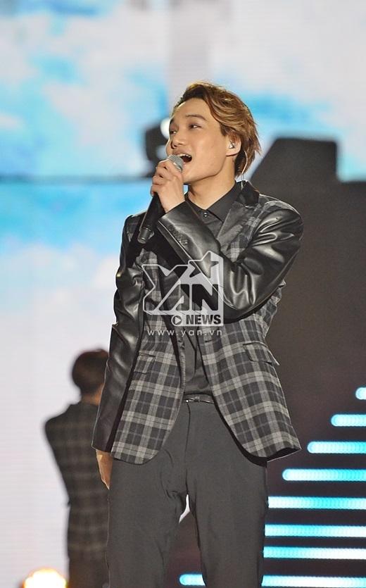 Fan Việt ngất lịm với phiên bản Người ấy của EXO
