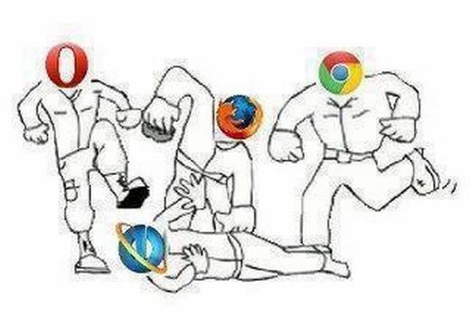"""Gợi nhớ Internet Explorer bằng những hình ảnh hài hước trước giờ """"khai tử"""""""