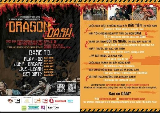 Vé Dragon Dash với giá 0 đồng xuất hiện trong 3 ngày duy nhất