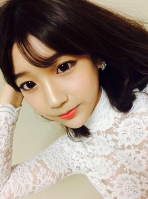 Kim Hye Eun ngoài đời vô cùng xinh đẹp