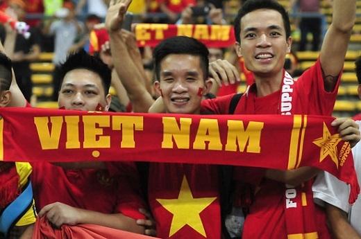 Khán giả hài lòng về màn trình diễn của Olympic Việt Nam trước đối thủ được đánh giá cao hơn rất nhiều.