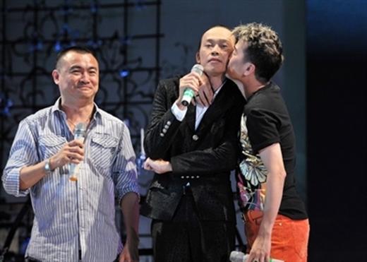 Đây là một cặp thầy trò gắn bó hiếm có khó tìm của làng giải trí Việt. - Tin sao Viet - Tin tuc sao Viet - Scandal sao Viet - Tin tuc cua Sao - Tin cua Sao