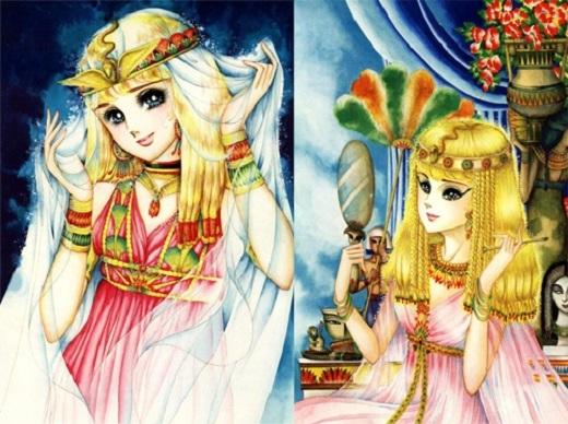 Những bộ truyện tranh gắn liền với ký ức tuổi thơ