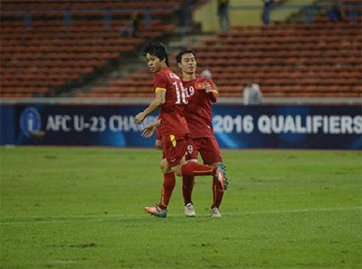 TRỰC TIẾP: U23 Việt Nam thắng đậm 7-0, tràn đầy cơ hội vào vòng chung kết