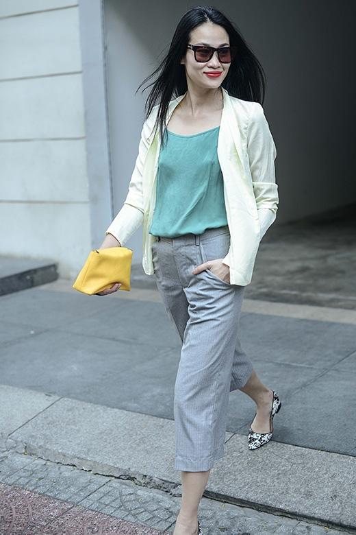 Tuyệt chiêu mặc đẹp ngày nắng nóng như fashionista
