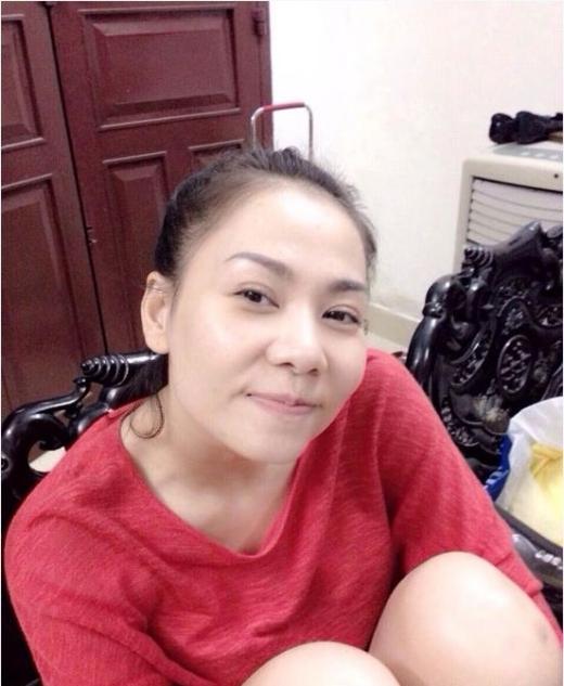 Bà mẹ trẻ Thu Minh khoe mặt mộc không tỳ vết. - Tin sao Viet - Tin tuc sao Viet - Scandal sao Viet - Tin tuc cua Sao - Tin cua Sao